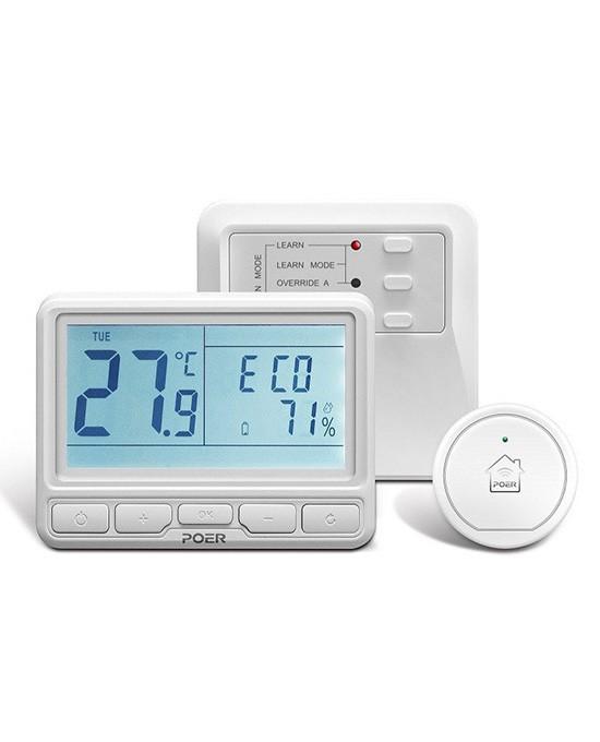 Беспроводной термостат и шлюз WiFi